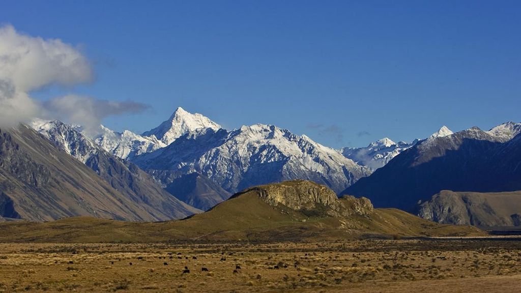 Lord of the Rings Edoras Tour - New Zealand