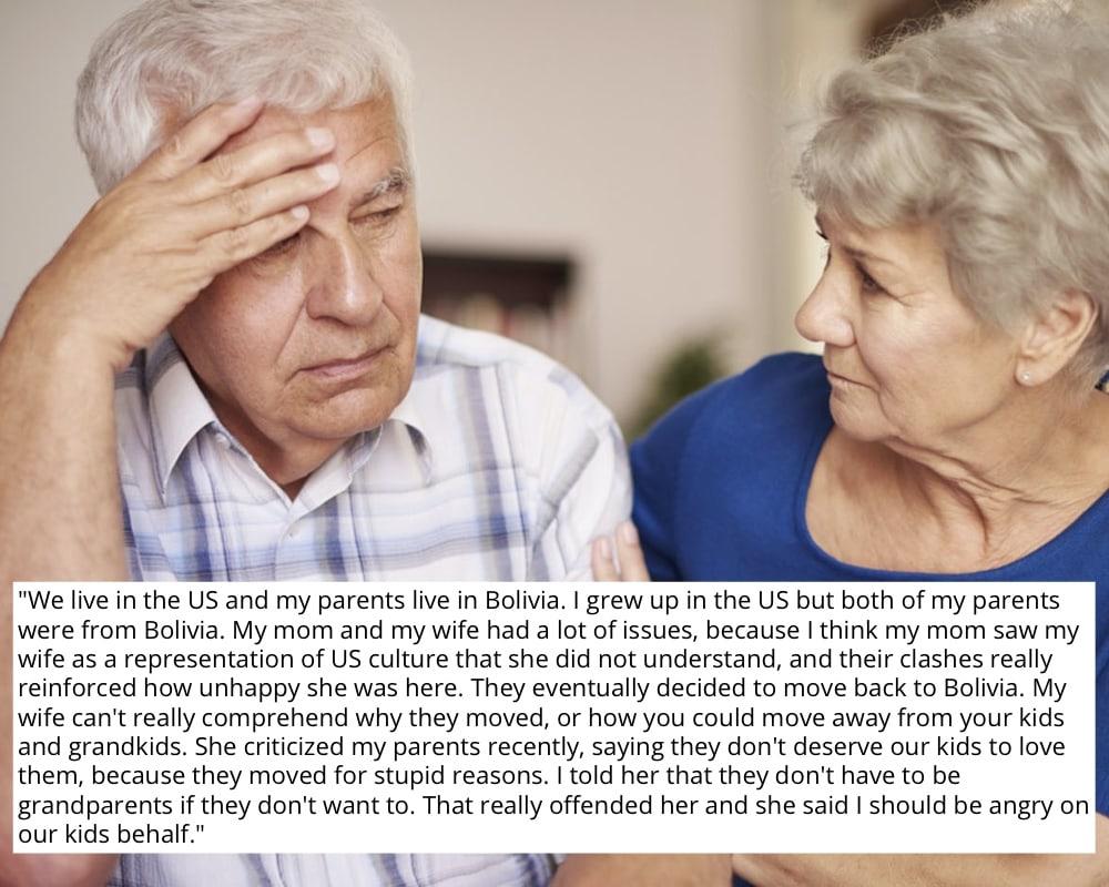 The Grandparent Problem