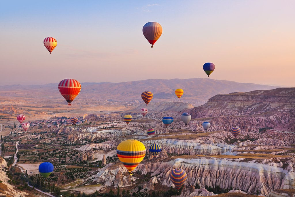 The Fairytale Sights of Cappadocia, the Jewel of Turkey