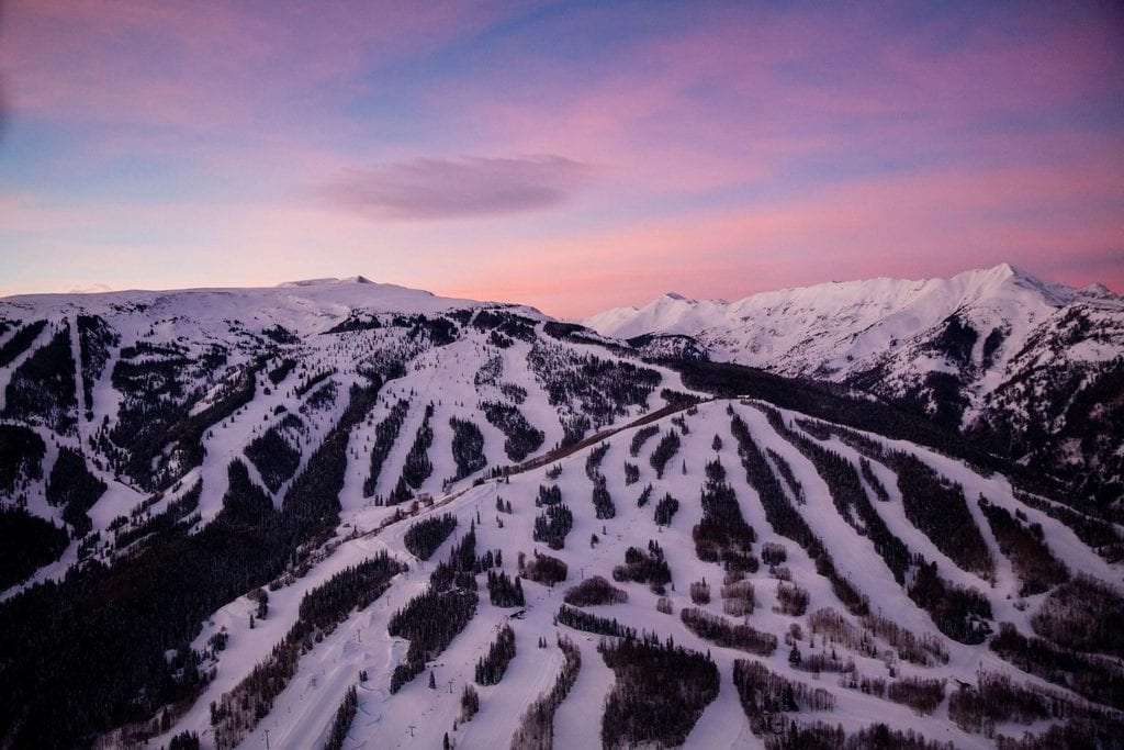 Colorado Slopes