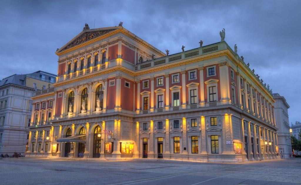 The Musikverein Building