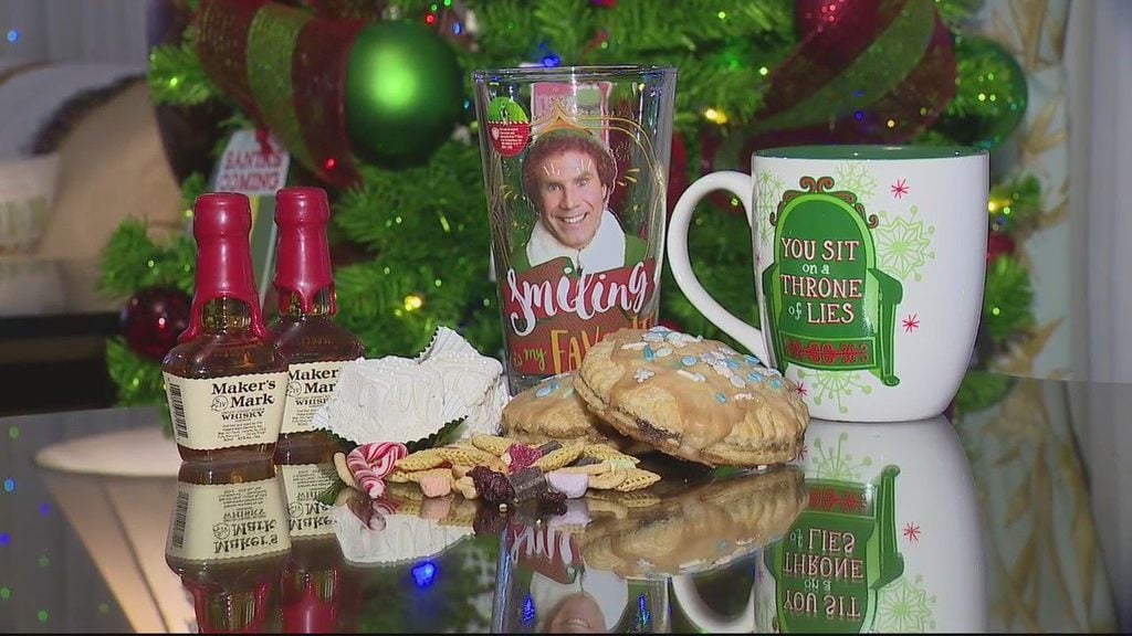 """What guests of the """"Elf"""" suite at the Royal Park Hotel in Rochester, Michigan receive upon arrival."""