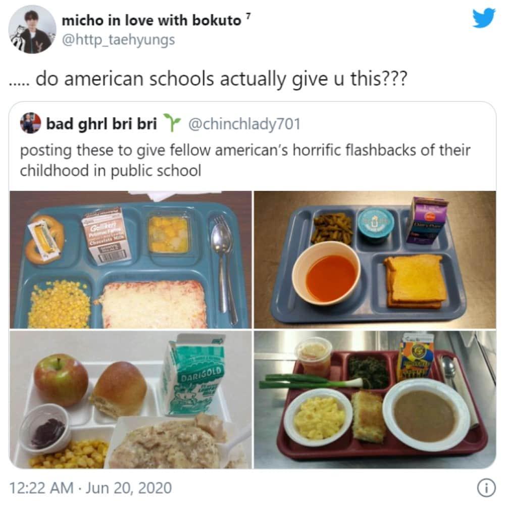 Horrific Flashbacks of School Lunch