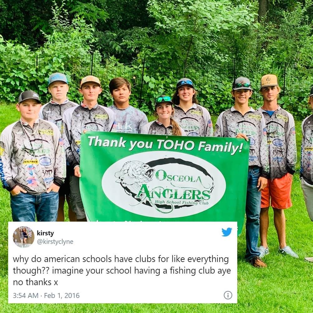 A Fishing Club?