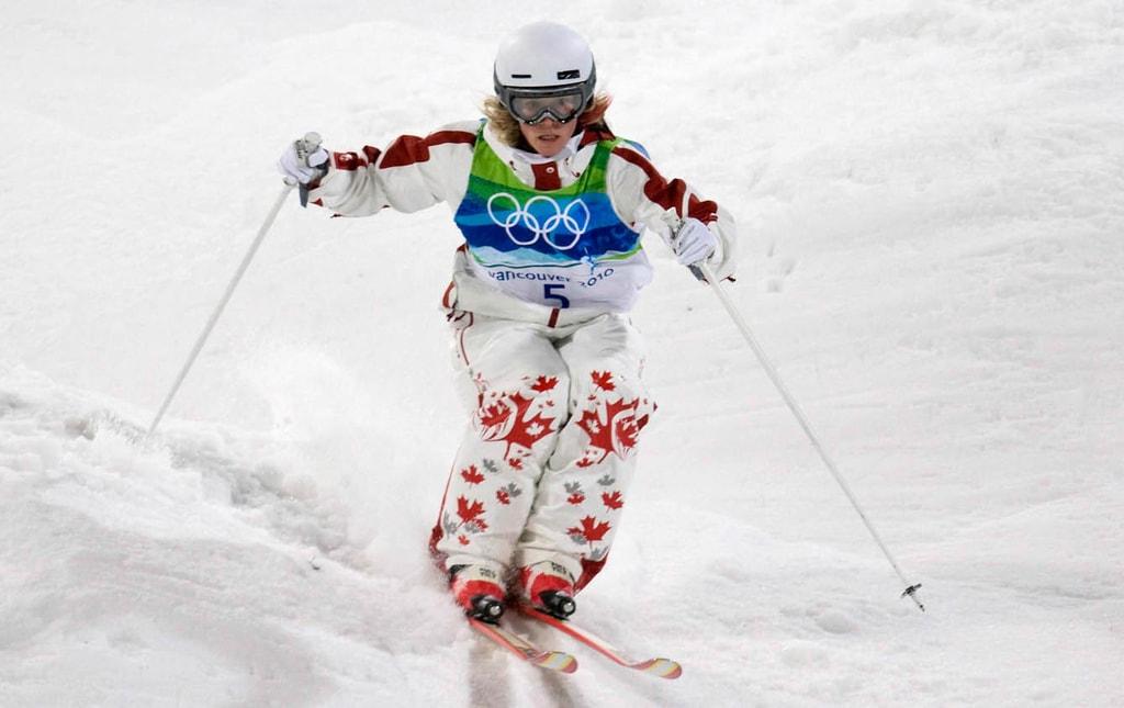 Freestyle skiing Olympian Kristi Richards