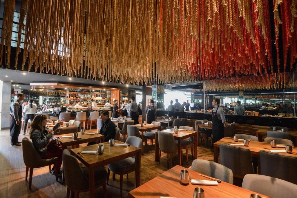 Maido restaurant, Lima, Peru