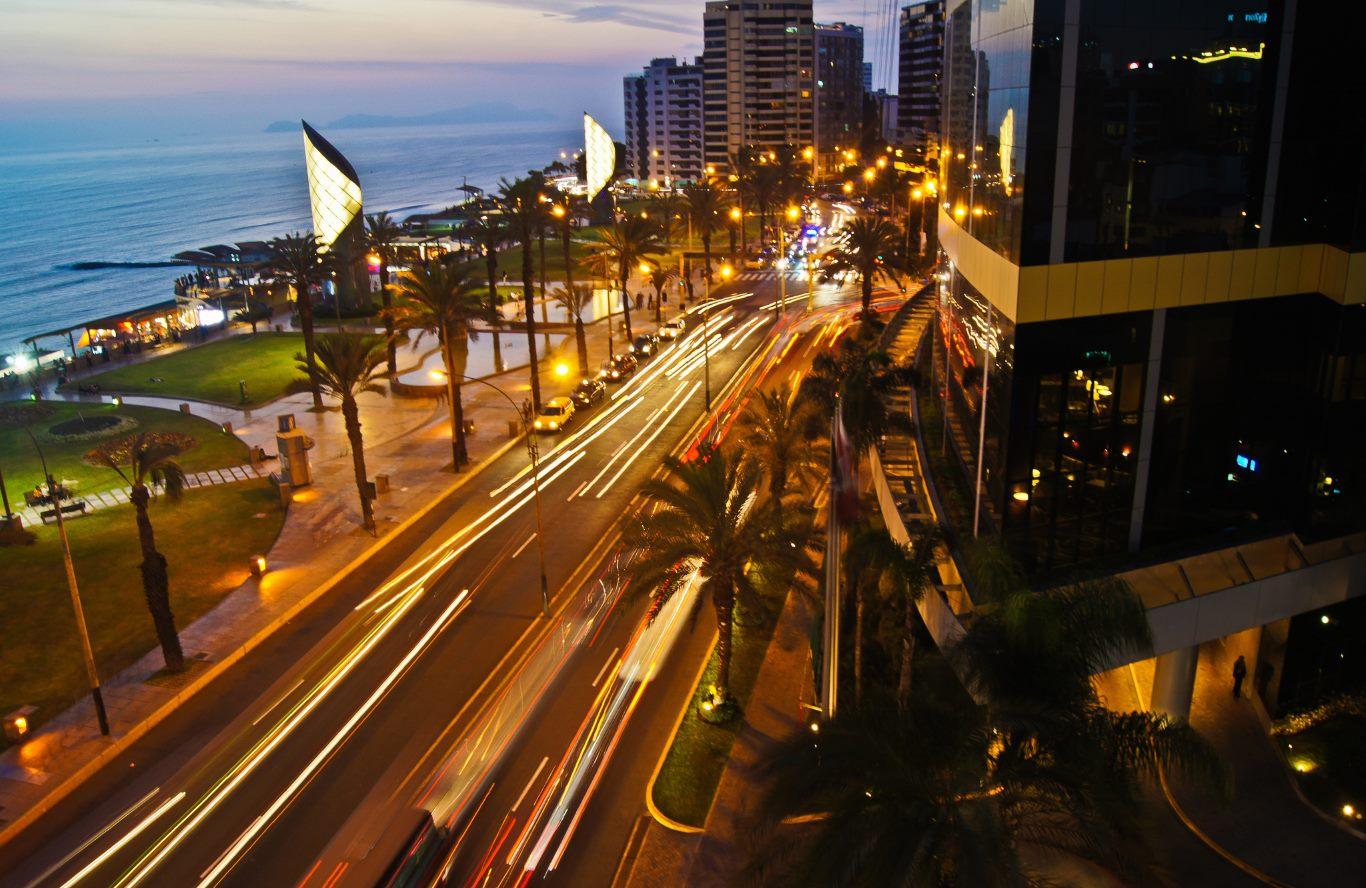 Miraflores District, Lima, Peru