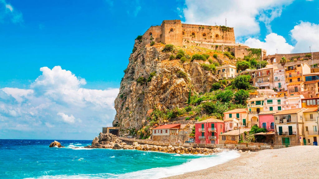 The Beauty of Calabria