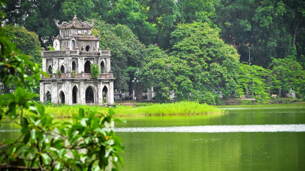 Hoan Kiem Lake