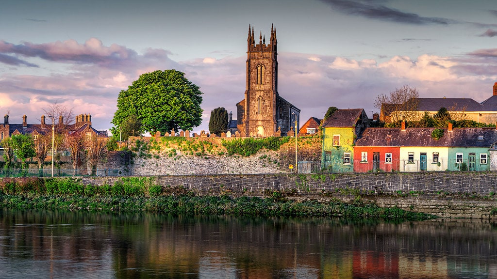A view of Limerick