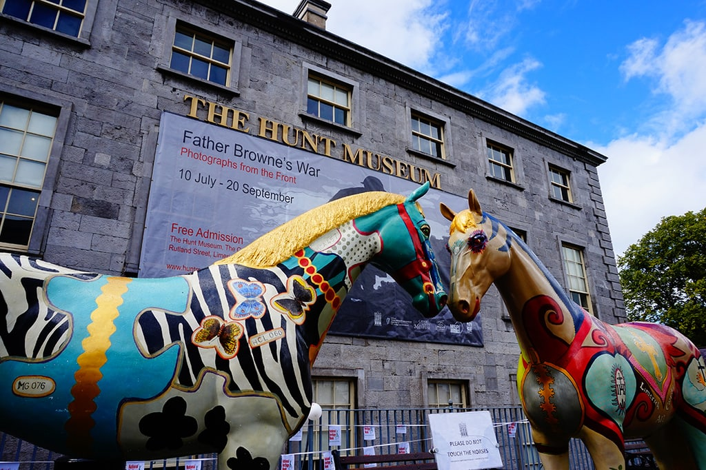 The Hunt Museum, Limerick