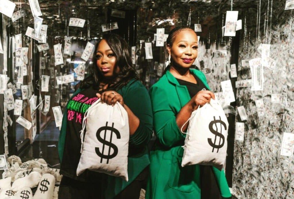 Gabrielle Profit and Katrina Craft Trifilo