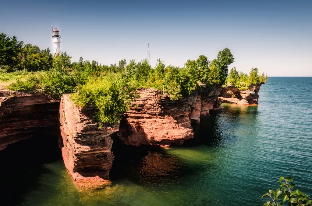 Northern Wisconsin, a Popular Summertime Booking Zone